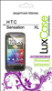 Защитная пленка LuxCase HTC Sensation XL/ Runnymede/ X315e/ G21 антибликовая